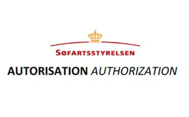 Inspektions autorisation logo