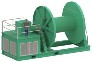 Special winches